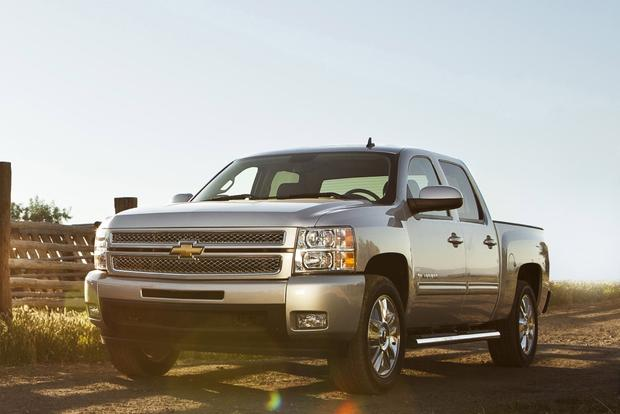 Pickup Truck Deals: May 2013