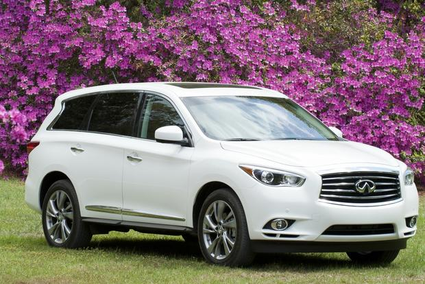 Luxury SUV Deals: June 2013