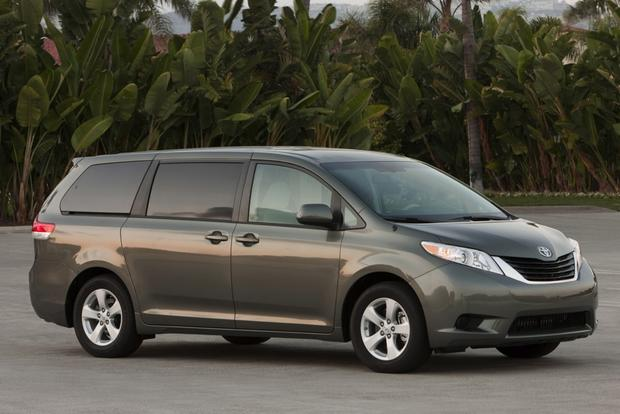 Minivan and Van Deals: November 2013 featured image large thumb0