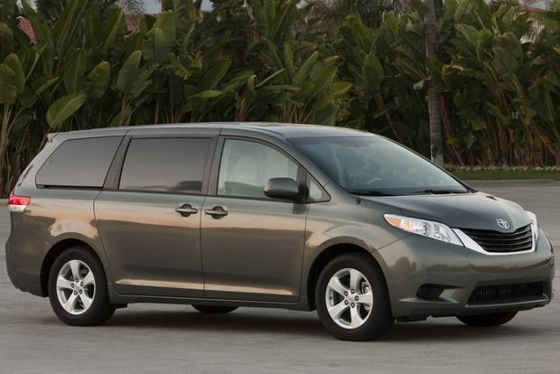 Consumer Reports New Minivans Autos Post