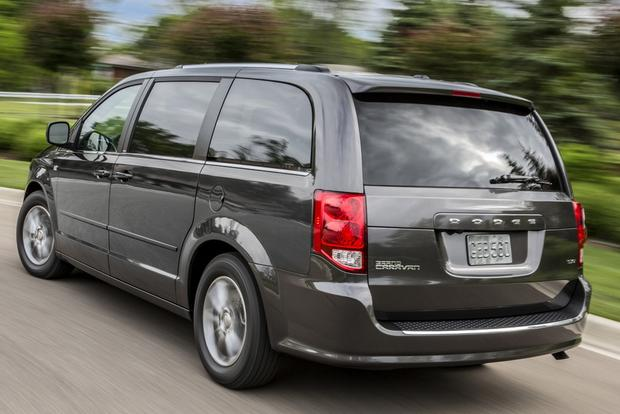 Van And Minivan Deals February 2014 Autotrader
