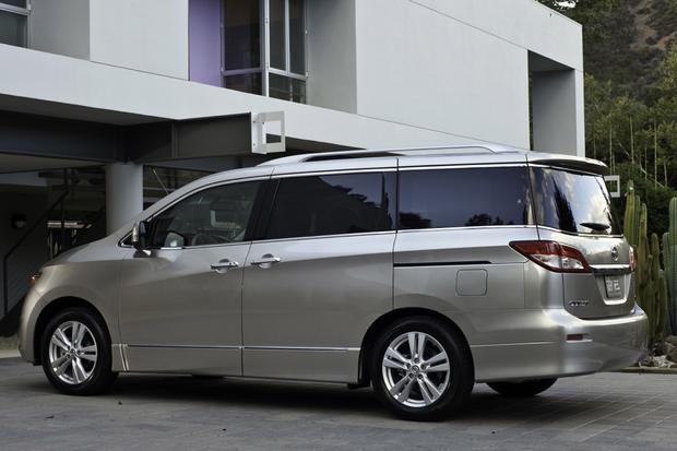 Van And Minivan Deals February 2014 Autotrader
