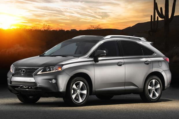 Luxury SUV Deals: June 2014 featured image large thumb0