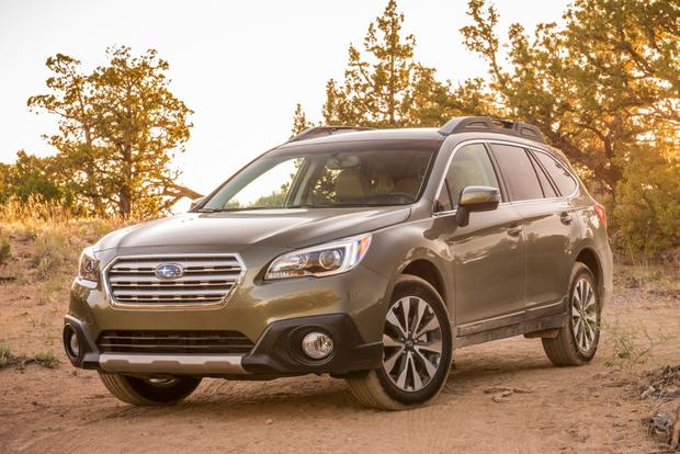 Sedan and Wagon Deals: October 2014