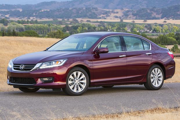 Sedan and Wagon Deals: February 2015