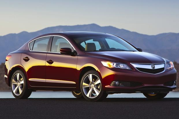 2015 Acura ILX: New Car Review featured image large thumb3