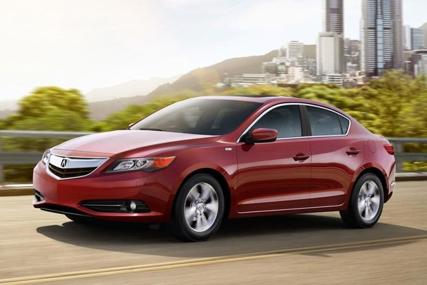 2015 Acura ILX: New Car Review featured image large thumb0