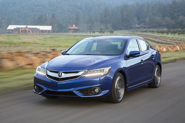 2016 Acura ILX: New Car Review featured image large thumb0
