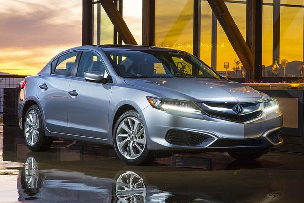 2017 Acura ILX: New Car Review featured image large thumb0