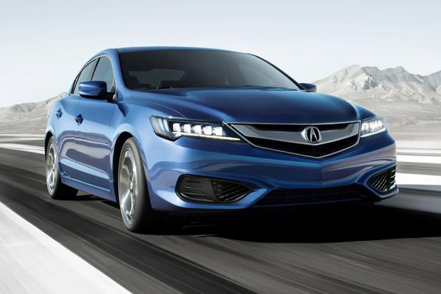 Acura ILX New Car Review Autotrader - Acura ilx 2018 black