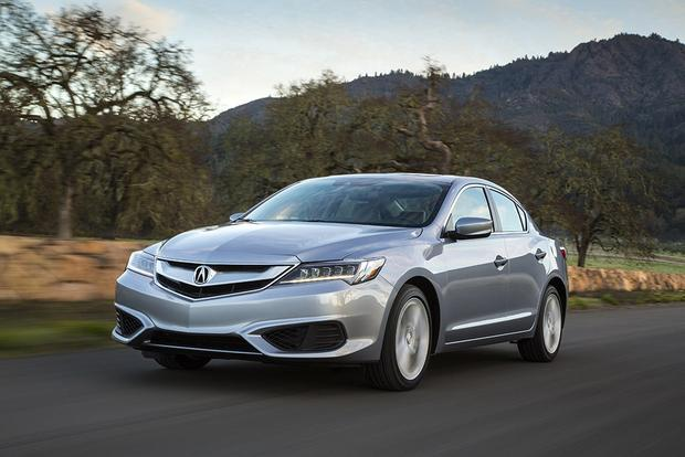 2018 Acura ILX: New Car Review featured image large thumb3