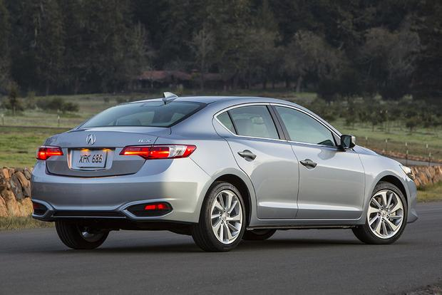 2018 Acura ILX: New Car Review featured image large thumb5