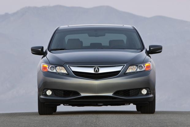 Acura ILX New Car Review Autotrader - Acura ilx fog lights