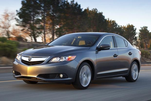 2014 acura ilx new car review autotrader. Black Bedroom Furniture Sets. Home Design Ideas