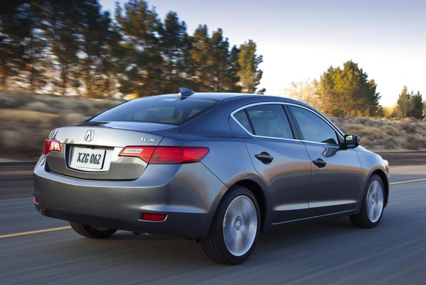 2014 Acura ILX: New Car Review