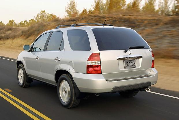 2001-2006 Acura MDX vs  1999-2003 Lexus RX 300: Which Is