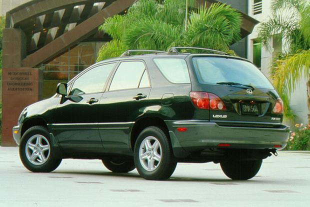 2001-2006 Acura MDX vs. 1999-2003 Lexus RX 300: Which Is Better? featured image large thumb10