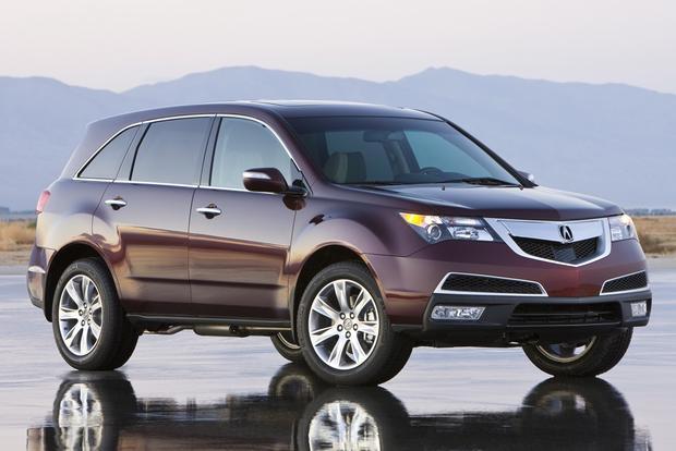 Acura Rdx Vs Mdx >> Top 9 Safest Used SUVs - Autotrader