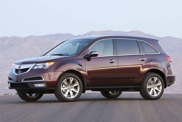 2013 Acura MDX: New Car Review featured image large thumb1