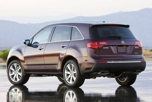 2013 Acura MDX: New Car Review featured image large thumb2