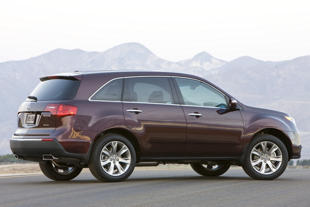 2013 Acura MDX: New Car Review featured image large thumb3