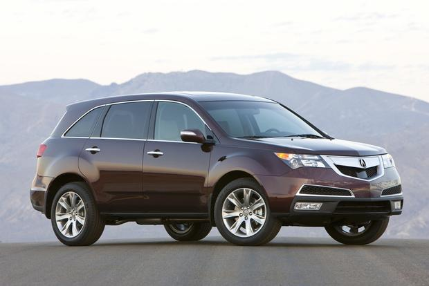2013 Acura MDX: New Car Review featured image large thumb4