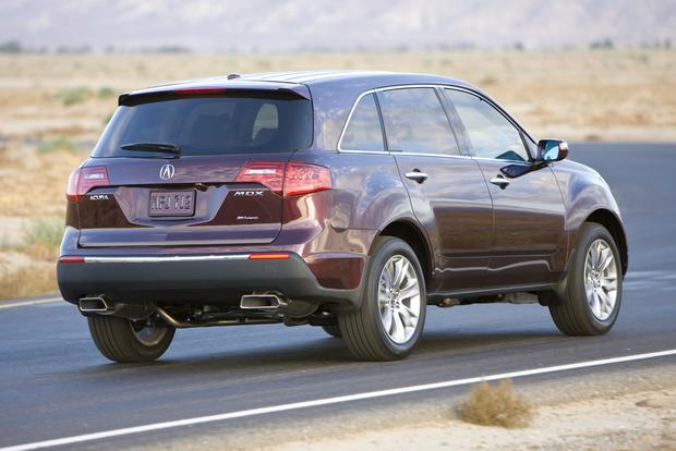 2013 Acura MDX: New Car Review featured image large thumb5