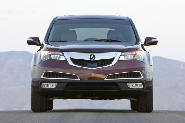 2013 Acura MDX: New Car Review featured image large thumb6
