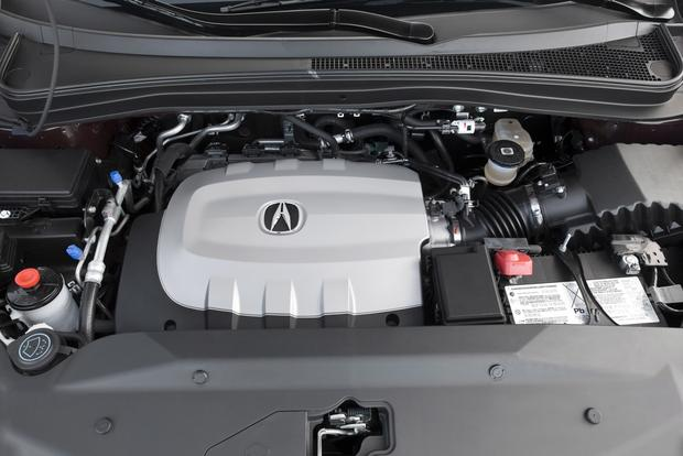 2013 Acura MDX: New Car Review featured image large thumb21