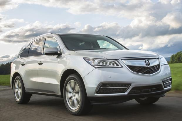2013 vs. 2014 Acura MDX featured image large thumb0