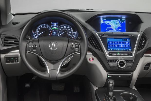 2014 Acura Mdx Mpg