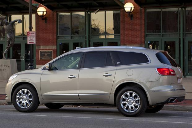 2014 Acura MDX vs. 2014 Buick Enclave: Which Is Better? featured image large thumb1