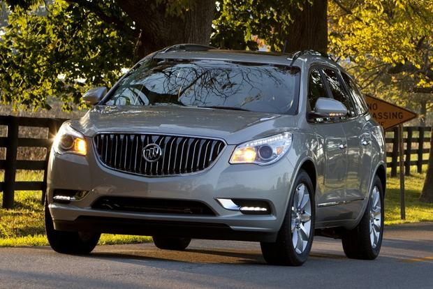 2014 Acura MDX vs. 2014 Buick Enclave: Which Is Better? featured image large thumb0