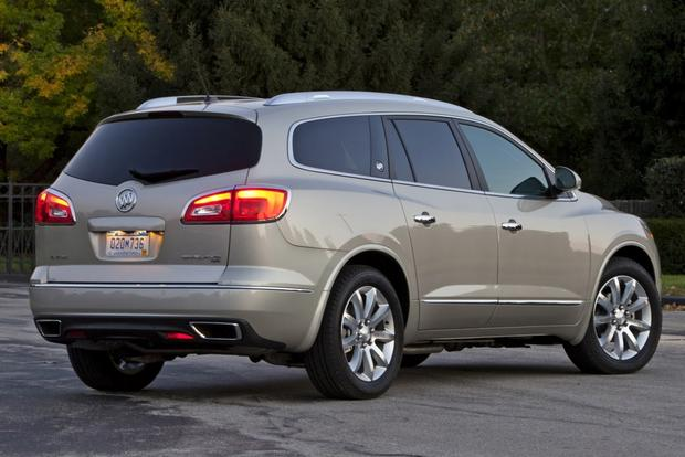 2014 Acura MDX vs. 2014 Buick Enclave: Which Is Better? featured image large thumb2