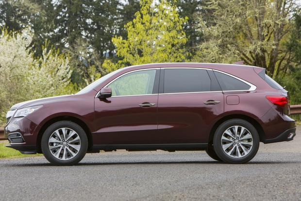 2014 Acura MDX vs. 2014 Buick Enclave: Which Is Better? featured image large thumb5