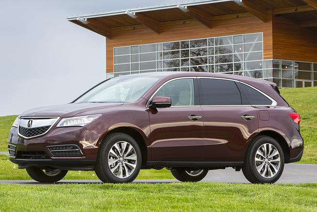 2015 Acura MDX vs. 2015 Infiniti QX60: Which Is Better? featured image large thumb9