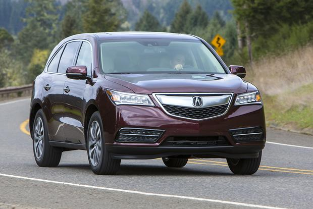2015 Acura MDX vs. 2015 Infiniti QX60: Which Is Better? featured image large thumb11