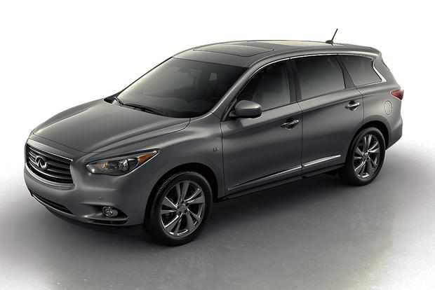 2015 Acura MDX vs. 2015 Infiniti QX60: Which Is Better? featured image large thumb10