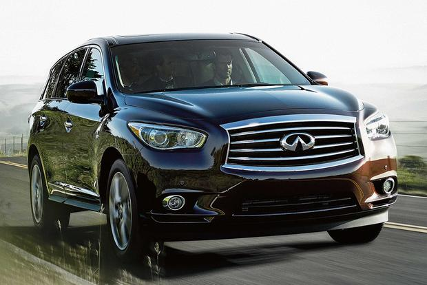 2015 Acura MDX vs. 2015 Infiniti QX60: Which Is Better? featured image large thumb0