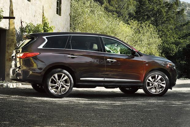 2015 Acura MDX vs. 2015 Infiniti QX60: Which Is Better? featured image large thumb2