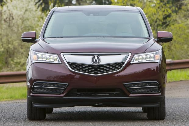 2015 Acura MDX: New Car Review featured image large thumb2