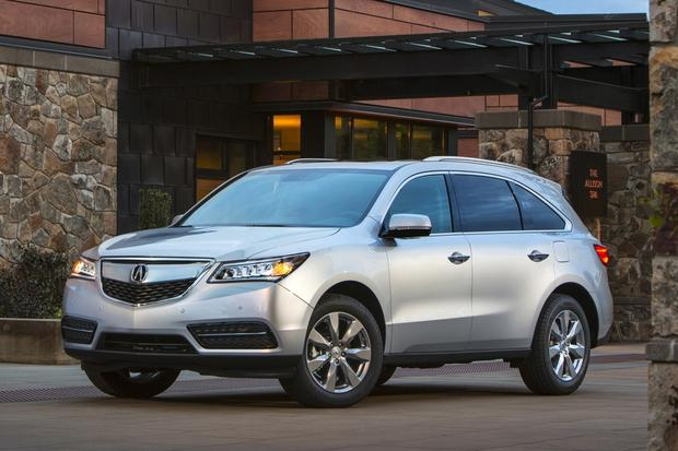 2015 Acura MDX: New Car Review featured image large thumb3