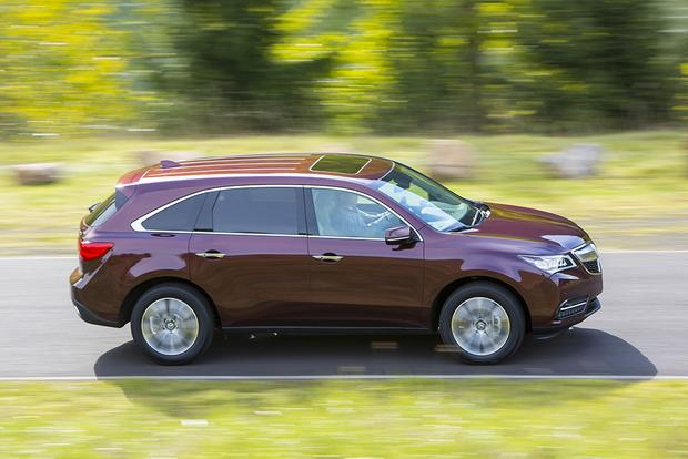 2016 Acura MDX: New Car Review featured image large thumb2