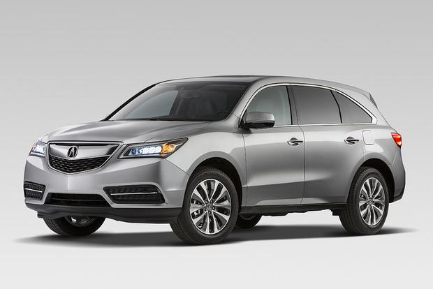 2016 Acura MDX: New Car Review featured image large thumb5