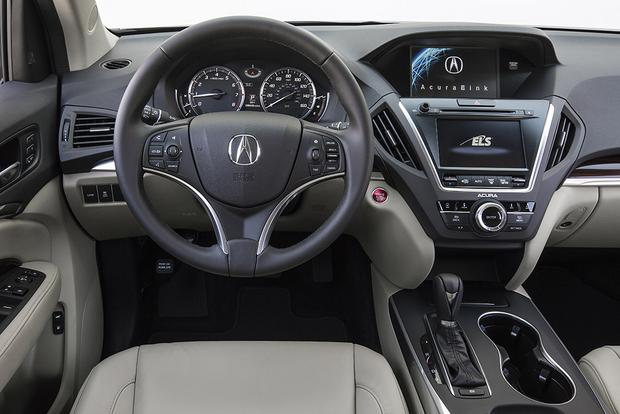2016 Acura Mdx New Car Review Autotrader