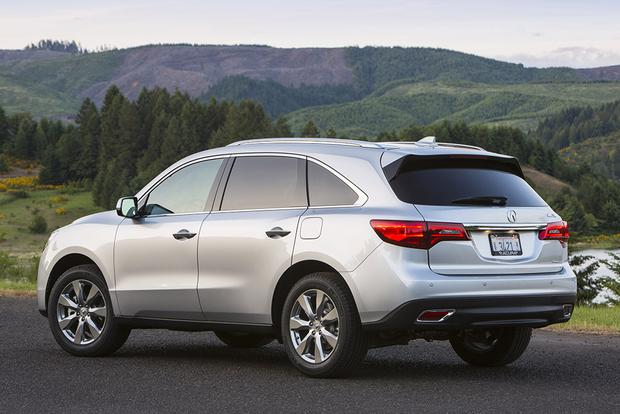 2016 Acura MDX vs 2016 Acura RDX Whats the Difference  Autotrader