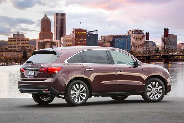 2016 Acura MDX vs. 2016 Acura RDX: What's the Difference? featured image large thumb9