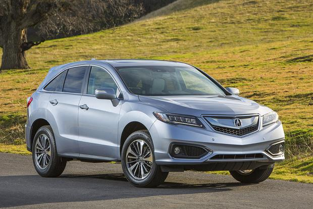 2016 Acura MDX vs. 2016 Acura RDX: What's the Difference?