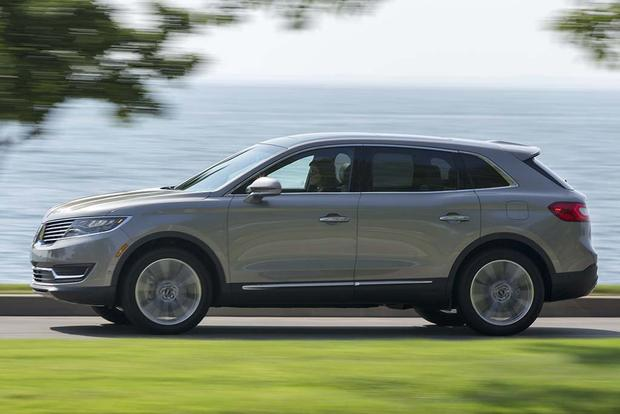 2016 Lincoln MKX vs. 2016 Acura MDX: Which Is Better ...
