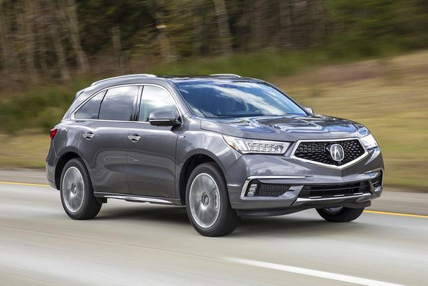 2017 Acura MDX Sport Hybrid: New Car Review featured image large thumb0